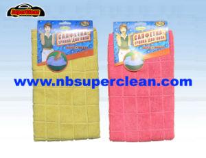 Nettoyage des sols de grande taille serviette en microfibre (CN3602-3)
