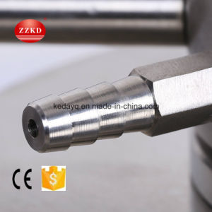 Aço de produtos químicos de laboratório vaso de pressão alta de aço inoxidável