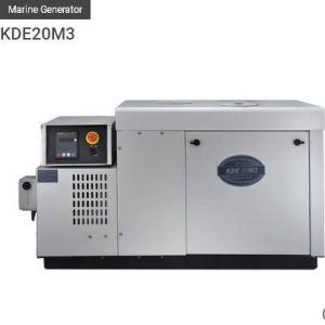 20kVA generatore diesel marino silenzioso/insonorizzato di Cina/GEN-Ha impostato per l'emergenza nave/della barca