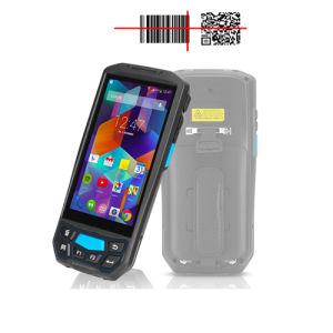 Schroffer Handbarcode-Scanner-mobiles Terminal des Android-PDA mit 58mm dem Thermodrucker
