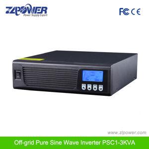 Alta frecuencia de onda senoidal pura inversor Cargador de casa y fuera de la red 3kVA 5kVA a 48VCC 230VCA