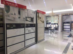 300*600mm maken de Verglaasde Binnenlandse Tegel van de Muur van de Badkamers voor de Decoratie van het Huis waterdicht