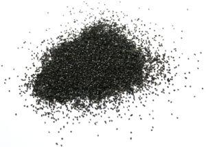Het massa Gewassen Antraciet Materiaal van de Filter van de Steenkool voor de Filtratie van het Water