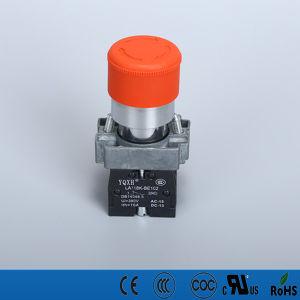 22мм Emergency-Mushroom кнопочный переключатель типа La118kbem3