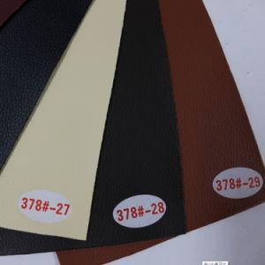 PVC genuino Leather di Leather Touch Feel per Furniture (Hongjiu-378#)