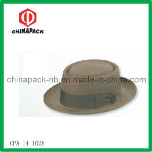 Grils Straw Boater Hats (CPA-14-1028)