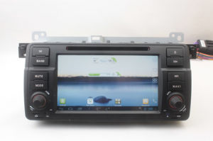 Lettore DVD dell'automobile con il GPS e Entertainment per BMW E46
