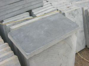 Aperfeiçoou/Flamed/Sandblasted Bluestone calcário azul para piscina/Lancis/Flooring/Pavimentação/parede/Estátua/passos/Escadas
