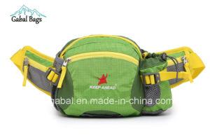 Sport Extérieur en nylon avec l'eau de la taille des sacs de voyage Porte-bouteille