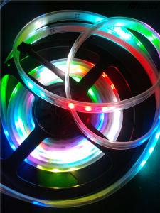 Nastro flessibile di magia Ws2811 5050 SMD RGB LED di DC12V