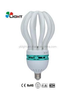 5L17 Lotus forma Lámpara de ahorro de energía