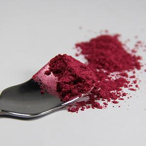 Pérola de alta qualidade de tinta com pigmento