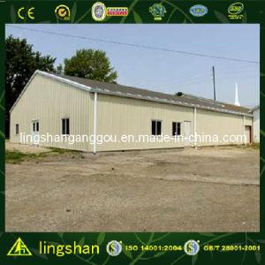 Панельный дом (LS-SS-036)
