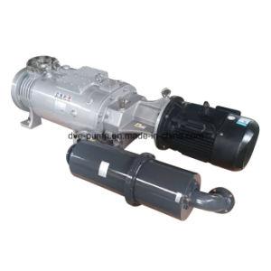 Vis à pas variable du système de la pompe à vide à sec avec des racines Booster