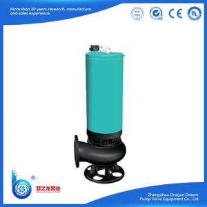 Water-Filled Wqs série d'élimination des déchets de la pompe à eau