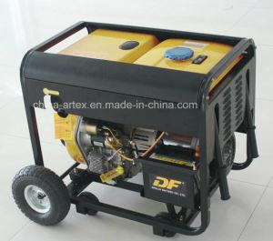 2,5 квт/2,8 квт/3,0 квт/3,5 КВТ 178f Air-Cooled дизельный генератор для мобильных ПК