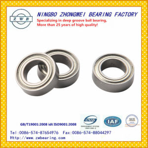 MR95/MR95ZZ/MR95-2RS Deep Groove Ball Bearing per Medical Instrument