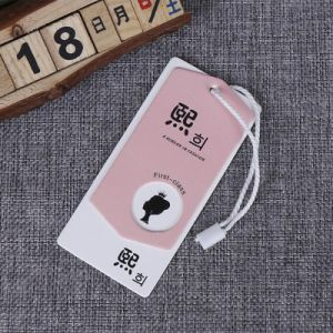 Vender ropa caliente /Jeans y calzado colgar la etiqueta con cadena en Guangzhou