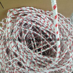 Étanchéité et le type d'isolement, la corde ronde tressé en fibre de verre
