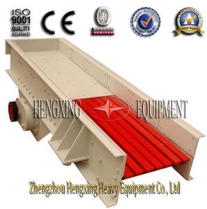 Вибрируя фидер для каменной производственной установки компанией Китая