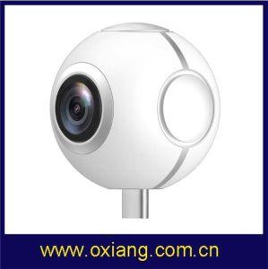 Neue Art Pano Phasenansicht WiFi 360 Grad Vr Kamera-androides bewegliches Steuerpanoramische Vr Verdoppelungkamera mit bestem Preis