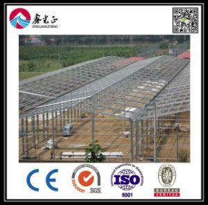 Diseño de la construcción de la estructura de acero Taller (BYSS051601)
