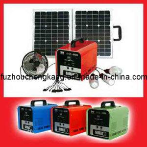 Mini sistema solare dei gruppi elettrogeni 200W (FC-MA200-B)