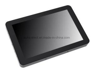 10.1の ATMのための1280X800 HDのTFT LCDの金属ハウジングの接触モニタ