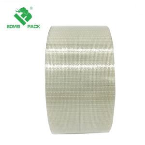 Filet de fibre de verre auto-adhésif étanche de rubans pour réparer les fissures