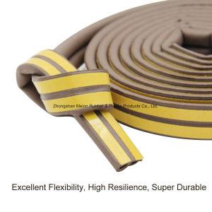 Les bandes de joint de caoutchouc butyle pour fenêtres en bois