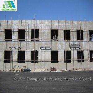 Fibre haute stabilité interne/externe Sandwich de ciment/partition Panneau mural
