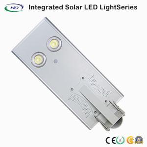 15W doppio indicatore luminoso solare di sorgente luminosa LED con il chip di Epistar