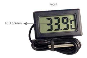 Termo-Igrometro meccanico industriale pratico promozionale del termometro di Digitahi Digitahi
