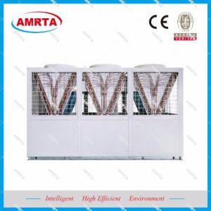 Refrigerador de água e bomba de calor modulares de refrigeração ar