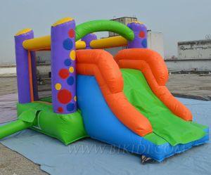 Diseño del nuevo puente de Castillo Inflable Gorila para el parque para niños