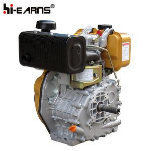 6HPディーゼル機関のRobinカラー(HR178F)
