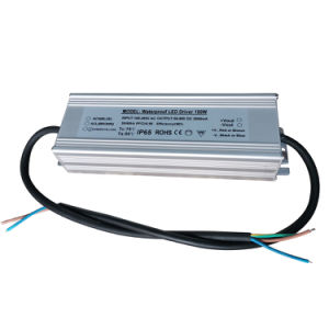 Controlador de potencia de luz LED de la calle 50W 80W 100W