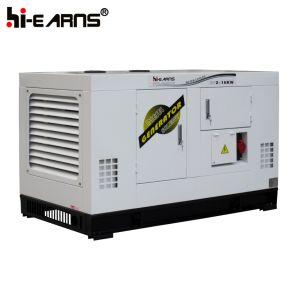 15kw gerador diesel silenciosa com motor (GF2-15Quanchai KW)