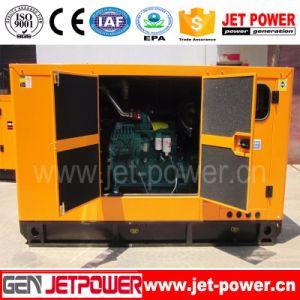 40kVA de Geluiddichte Generator van de Reeks van de Generator van de 3phase220V Cummins Motor