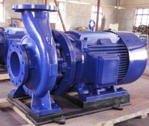 Pompa centrifuga coppia vicina orizzontale (ISW)