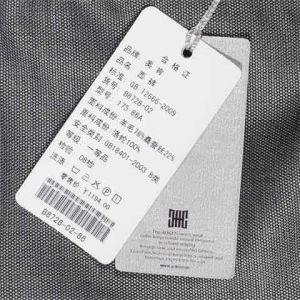 8つのカラー連続的で明白な乗客名簿形式の印字機