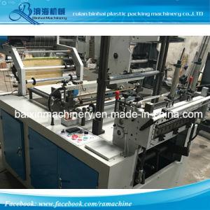Sacchetti stampati automatici della maglietta che fanno macchina