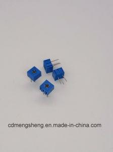 Точность Multiturn верхней части потенциометра заданного триммер