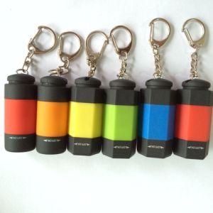 Mini LEIDENE van de Toorts USB het MiniKeychain Licht Keychain van de Toorts USB