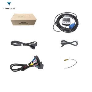 Andriod Timelesslong para navegação GPS Car Audio Bwm 7 série F01 F02 (2009-2012) original do sistema CIC com o GPS/WiFi (TIA-217)