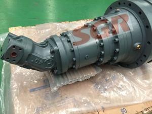 인라인으로 Sgr 상표 똑바른 행성 기어 속도 흡진기, Gearmotor, ABB 유압 모터로 결합되는 변속기