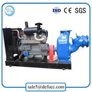 Wholsales Selbst, der Dieselmotor-Wasser-Schlamm-Pumpe grundiert