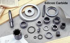 As vedações de carboneto de silício