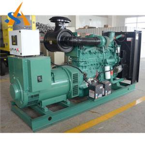 60Hz 500 kVA de Diesel die Reeks van de Generator door de Motor van Cummins wordt aangedreven