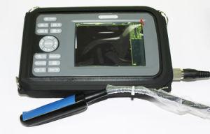 LCD en color de los equipos médicos Ecógrafo Veterinario de bolsillo (MSLVU04)